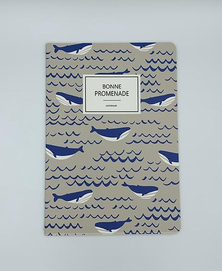 Caderno baleias
