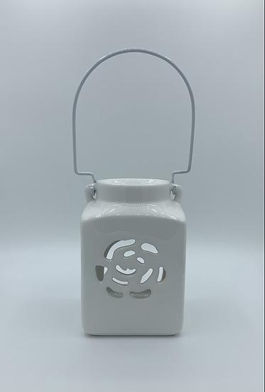 Lanterna incensário decorativo