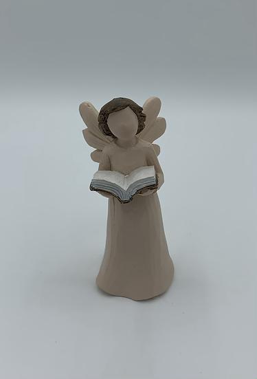Anjo com livro