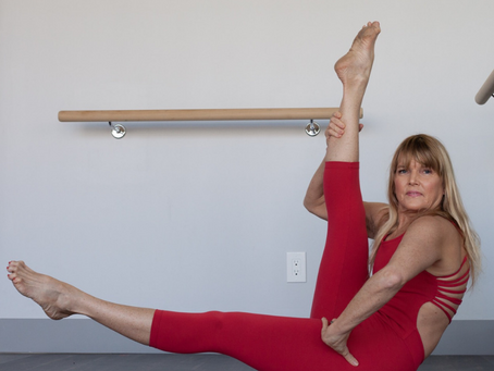 Yogabarre Teacher Training