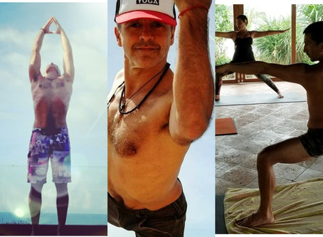RADIANT FUSION-FLOW  Hot Yoga System with Elias Gaitan
