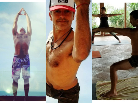 RADIANT FUSION-FLOW  Hot Yoga System with Elias Gaitan