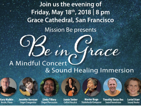 Sound Healing at Grace Cathedral