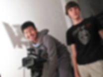 Summer Camp Teens Filmmaking