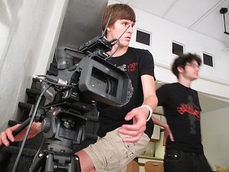 Summer Camp Teens Filmmaking
