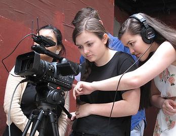 Summer Camp Filmmaking