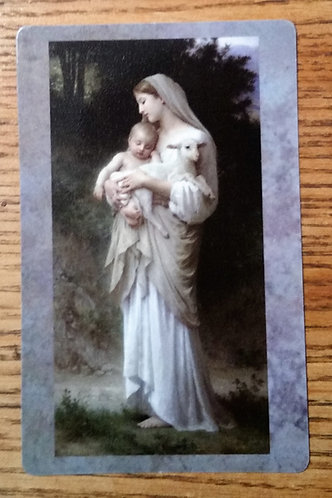 Morning Offering Prayer Cards