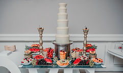 Chocolate Events White Fountain of Heave