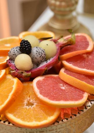 Sinaasappel & Grapefruit