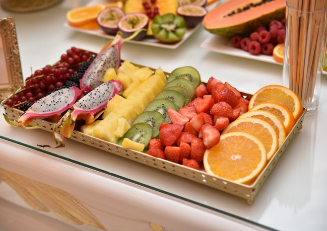 Fruitbuffet | Chocolate Events
