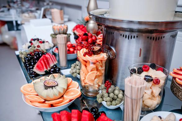 Luxe Fruitbuffet