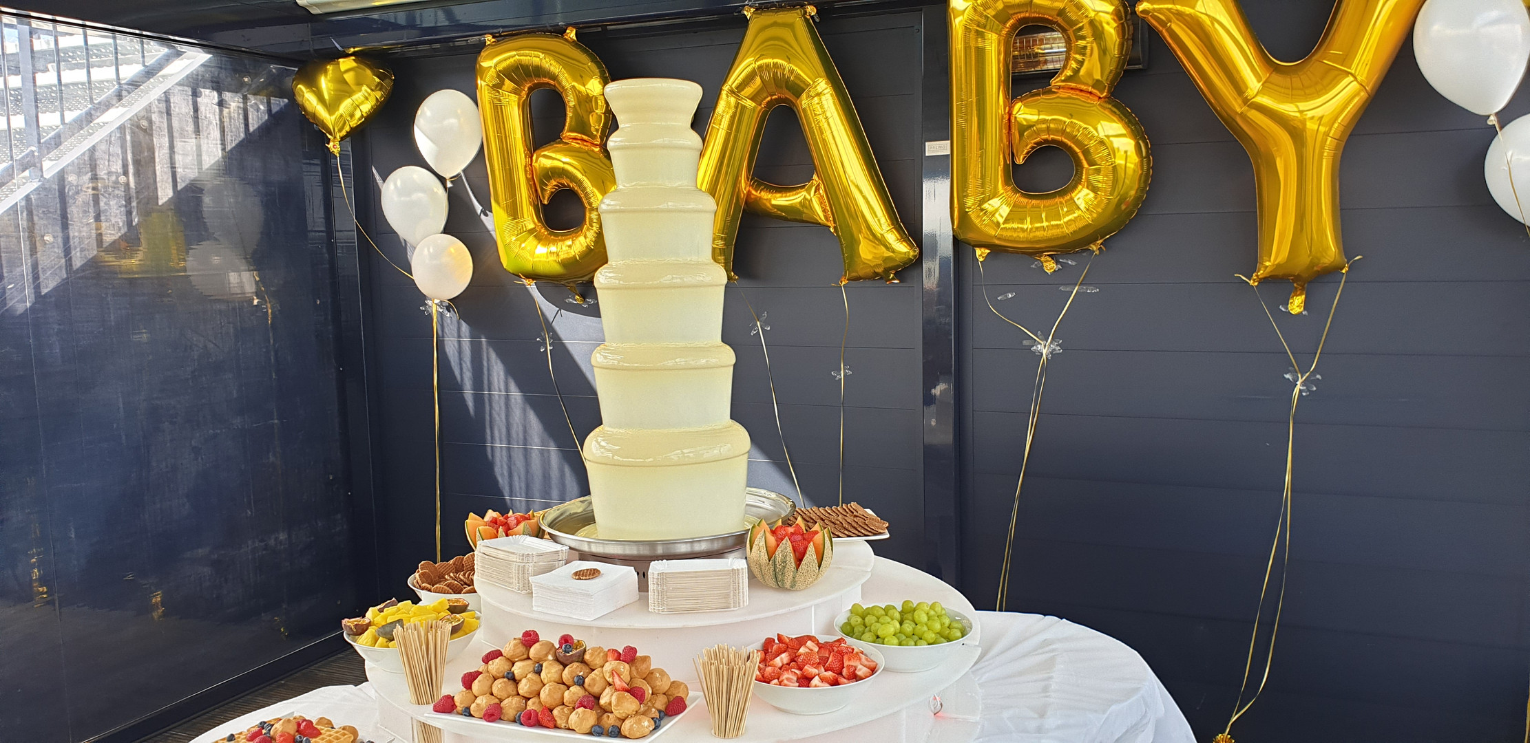 Babyfeest - Chocolate Events
