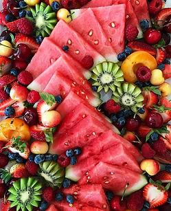 Exotisch Fruitbuffet_ Watermeloen