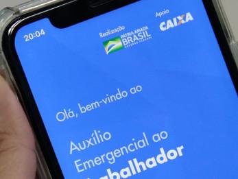 DEVOLUÇÃO AUXÍLIO EMERGENCIAL RECEBIDO EM 2020