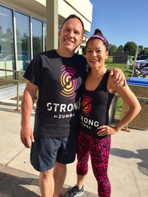 Yvonne & Thomas Strong by Zumba Couple.j