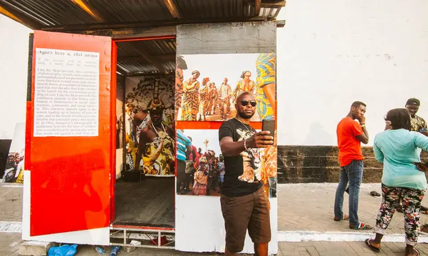 Ghana's first travelling museum ready to hit the road