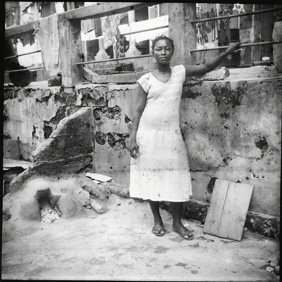 Portraits by Ghana's First Woman Photographer