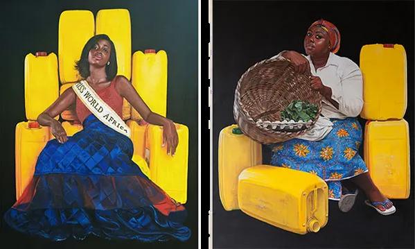 The Art of Ghana