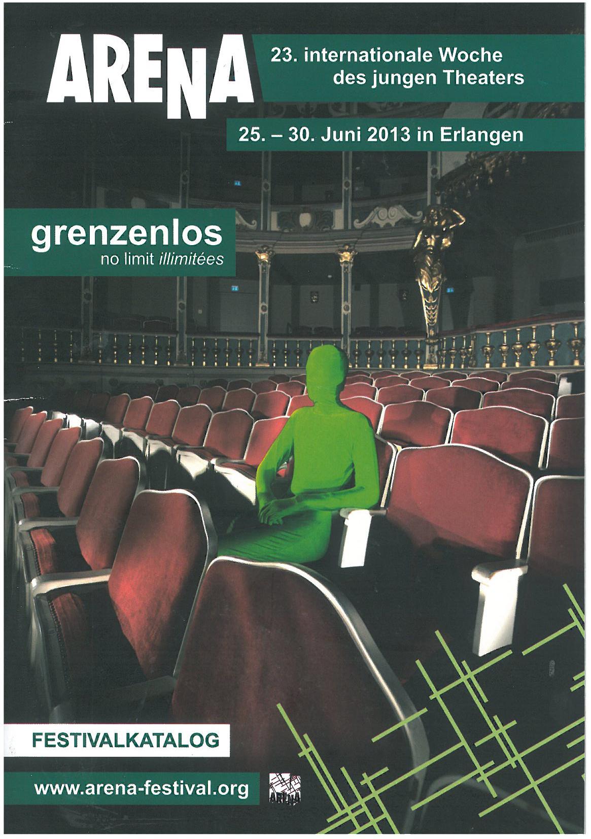 Arena Ggrenzenlos Nnolimit 2013