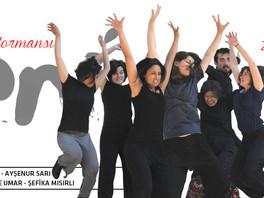 Çağdaş Dans Performansı: Yeni