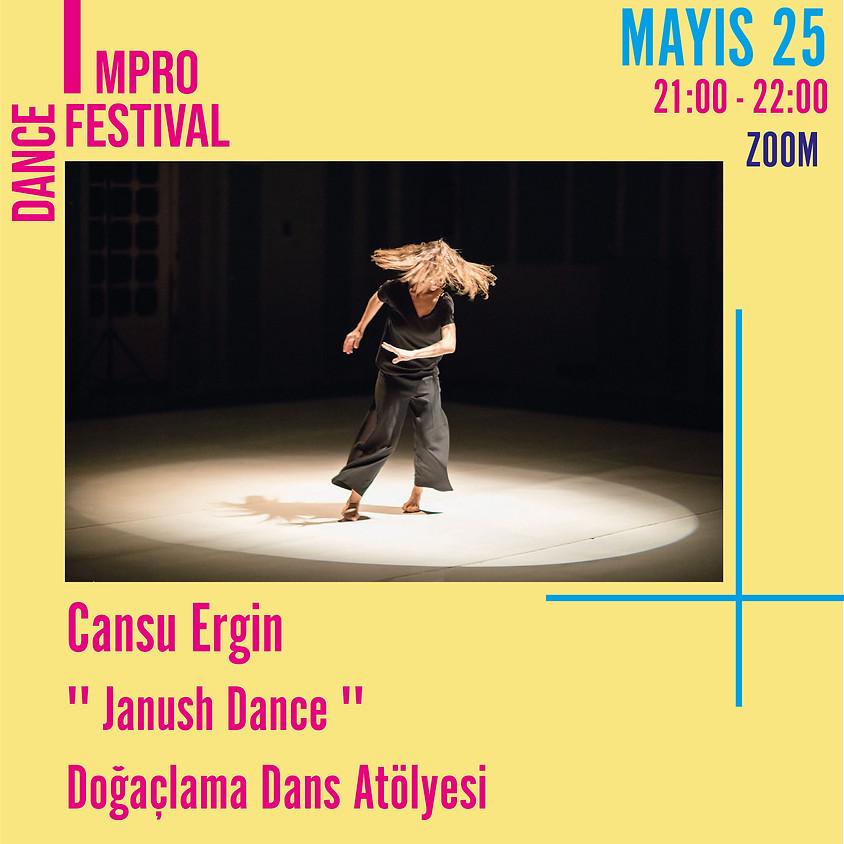 improdancefest   Cansu Ergin JanushDance Doğaçlama Dans Atölyesi