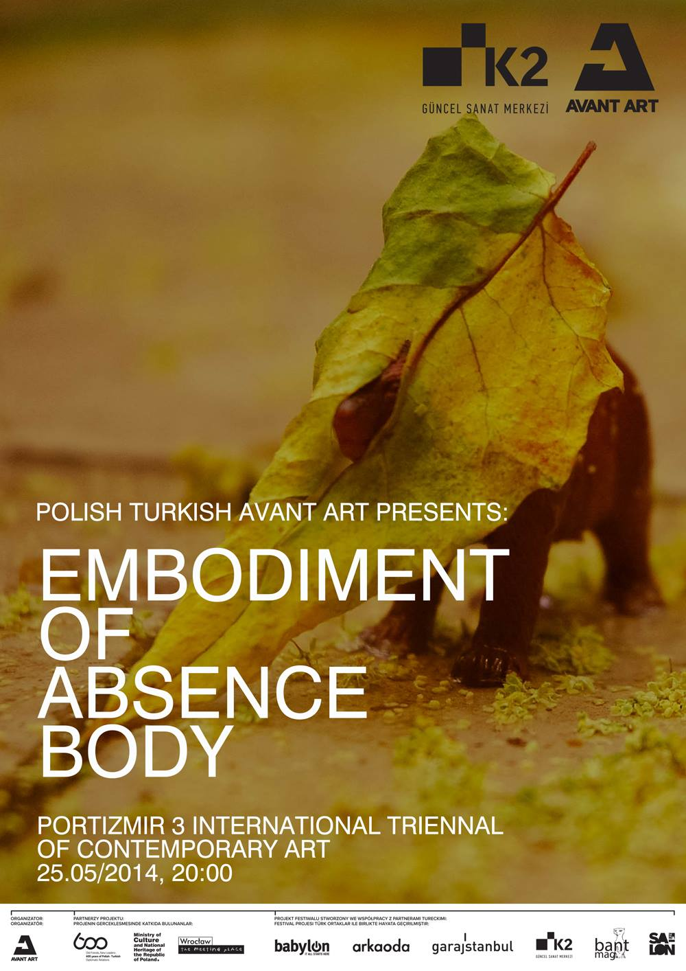 Embodiment Of Absence Body