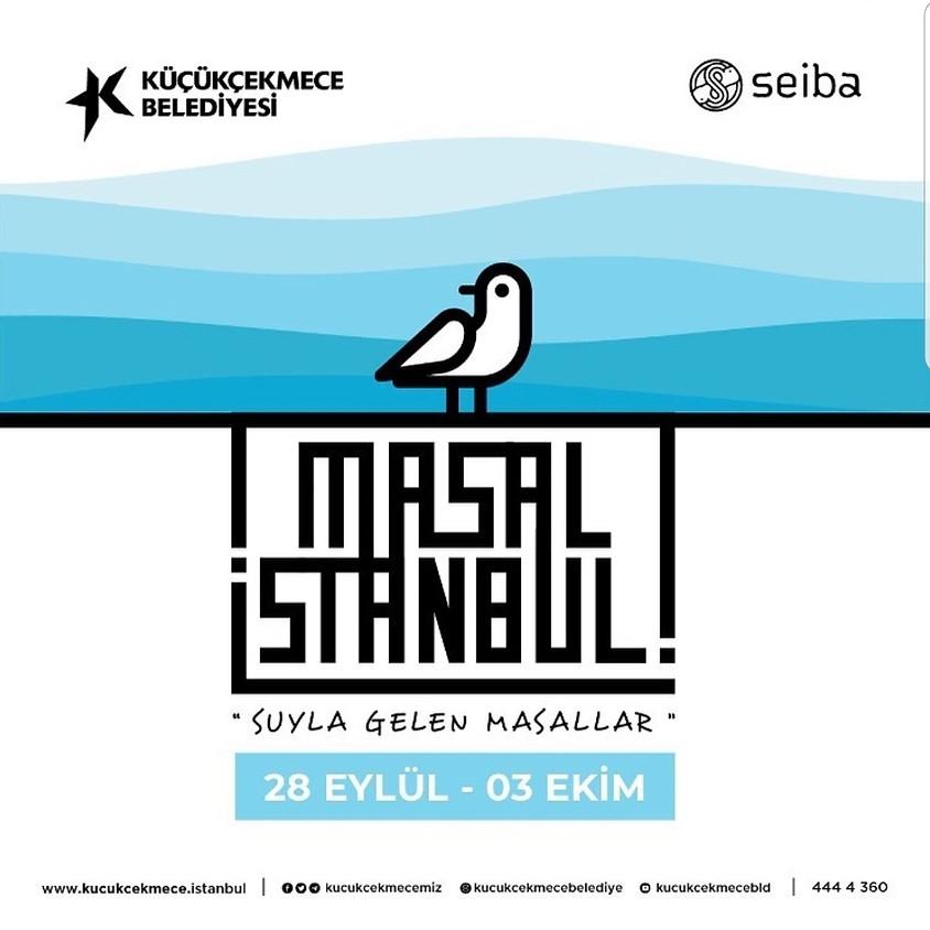 Masal İstanbul: Doğaçlama Çağdaş Dans Performansı