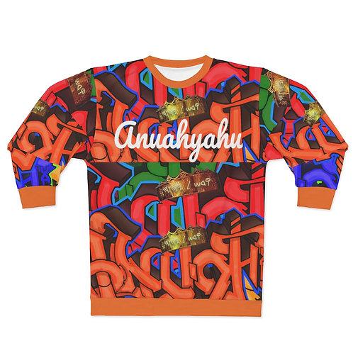 Anuahyahu Graff Sweater