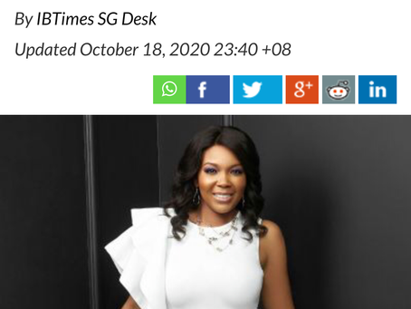 International Business Times: Dr. KaNisha L. Hall Gets Candid...
