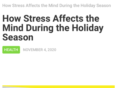Most Inside: How Stress Affects the Mind...