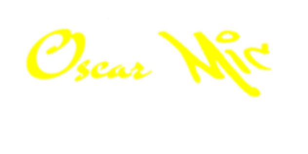 oscar mic logo