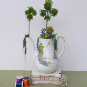 Bluebell coffee pot