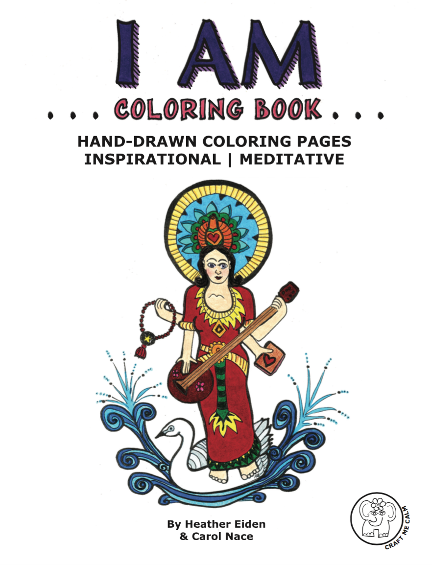 Craft Me Calm Coloring Set