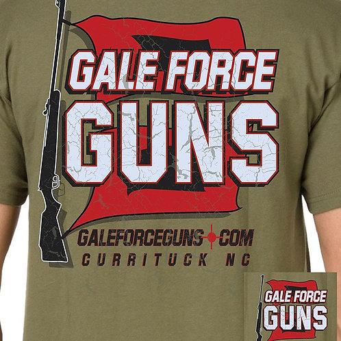 Gale Force Guns T-Shirts