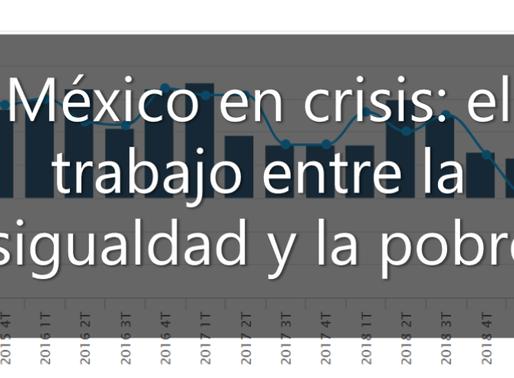 México en crisis: el trabajo entre la desigualdad y la pobreza