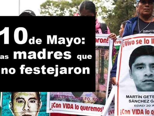 10 de mayo: las madres que no festejar