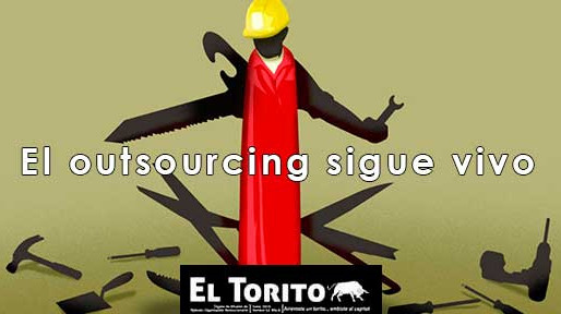 El outsourcing sigue vivo