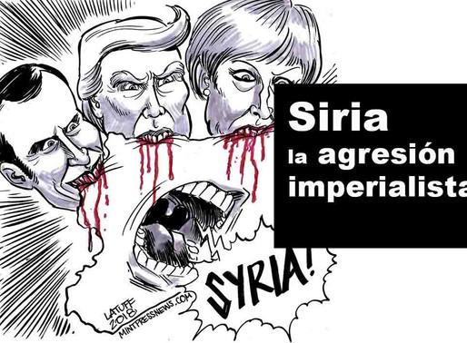 Siria, la agresión imperialista