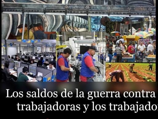 Los saldos de la guerra contra las trabajadoras y los trabajadores