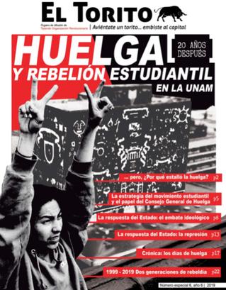 Huelga Estudiantil 1999
