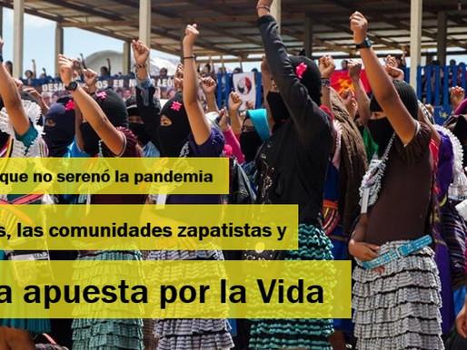 La guerra que no serenó la pandemia. Chiapas, las comunidades zapatistas y una apuesta por la vida
