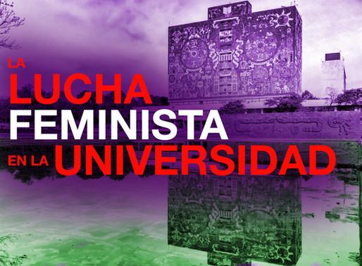 La lucha feminista en la universidad: cómo retomar el trabajo después de la cuarentena