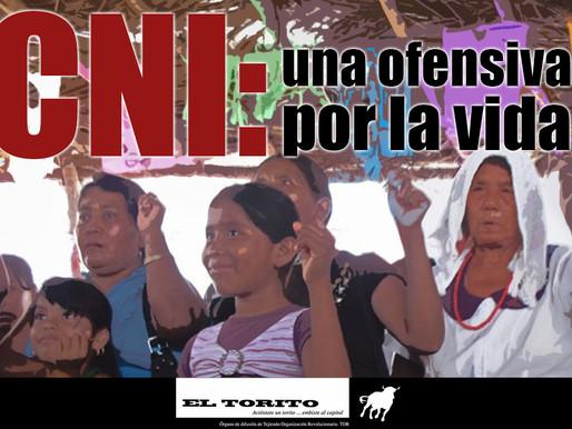 CNI: Una ofensiva por la vida