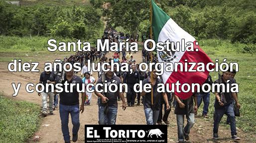 Santa María Ostula: diez años lucha, organización y construcción de autonomía