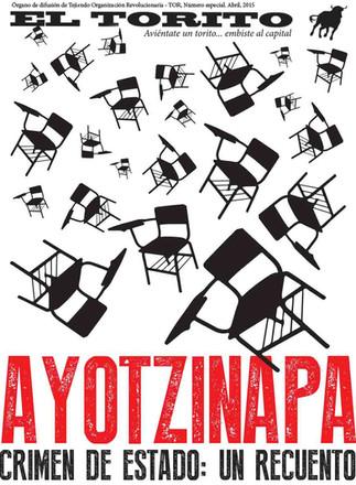 Ayotzinapa: Crimen de Estado