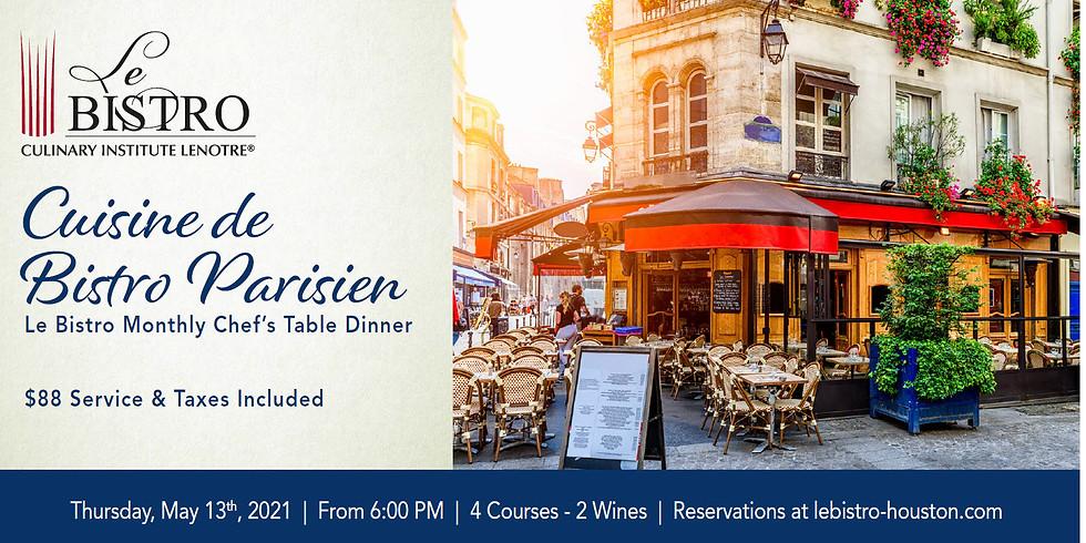 Cuisine de Bistro Parisien