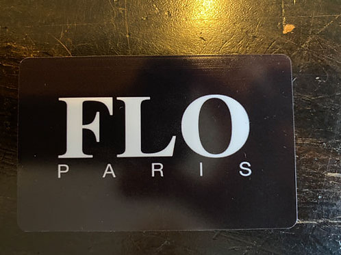 Cafe Flo  - Gift Card $30 (10 cartes disponibles)