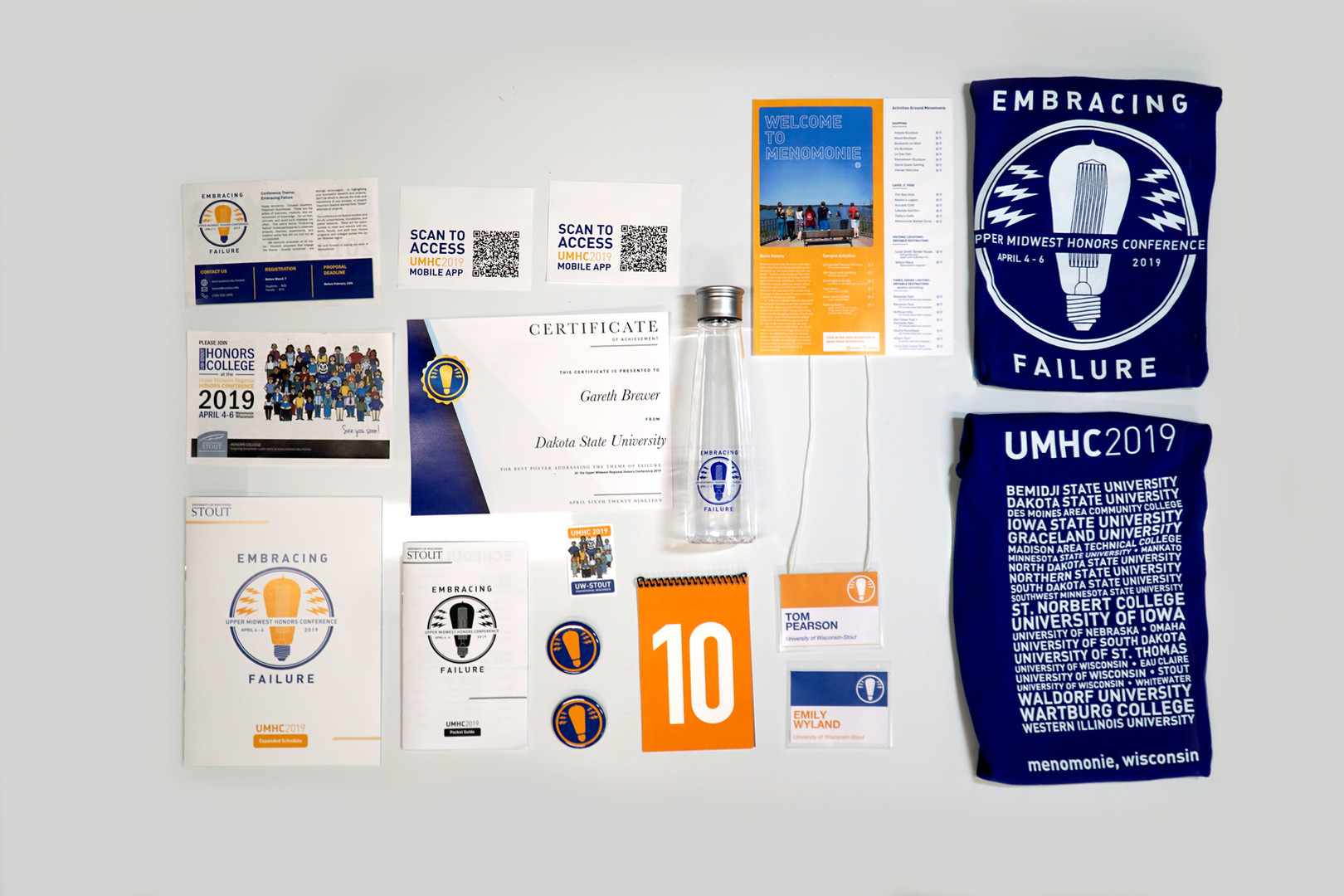 Conference Collateral