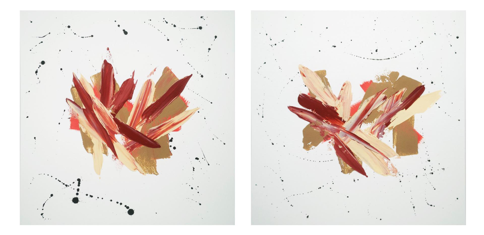 Karina Matheus - Hands on the soil I & II