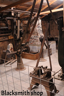 J. F. Deck Blacksmith Shop | Goessel Museum